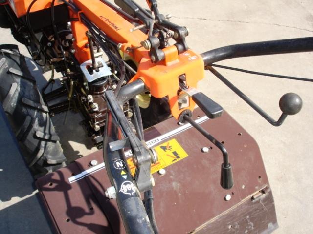 Motoagricola Motocoltivatore Usato Valpadana Vmc 150 Avv Elettrico