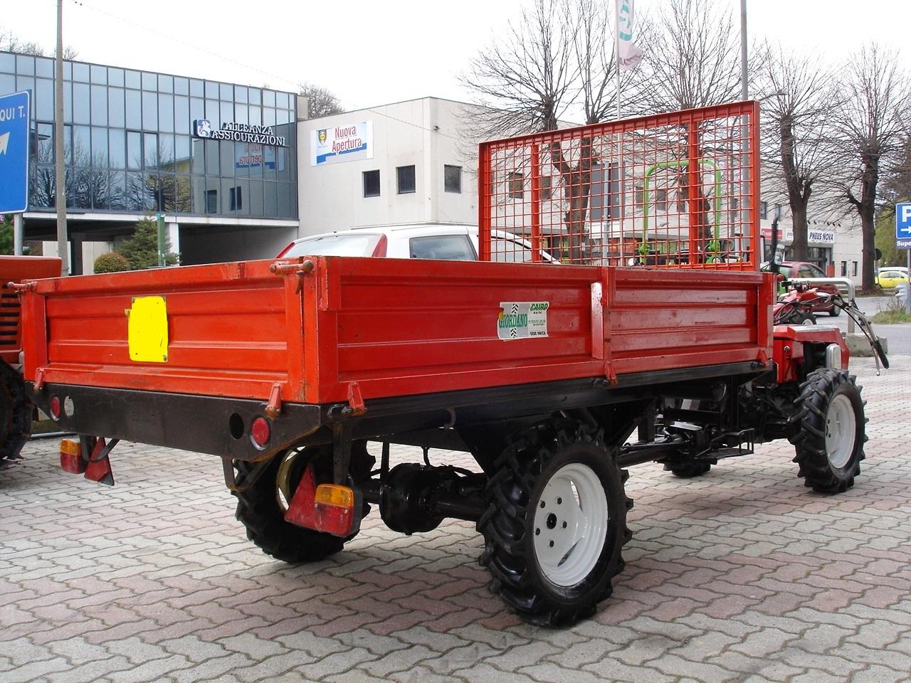 Motocoltivatore Usato Grillo Lombardini 15 Ld 315 Diesel Pictures to