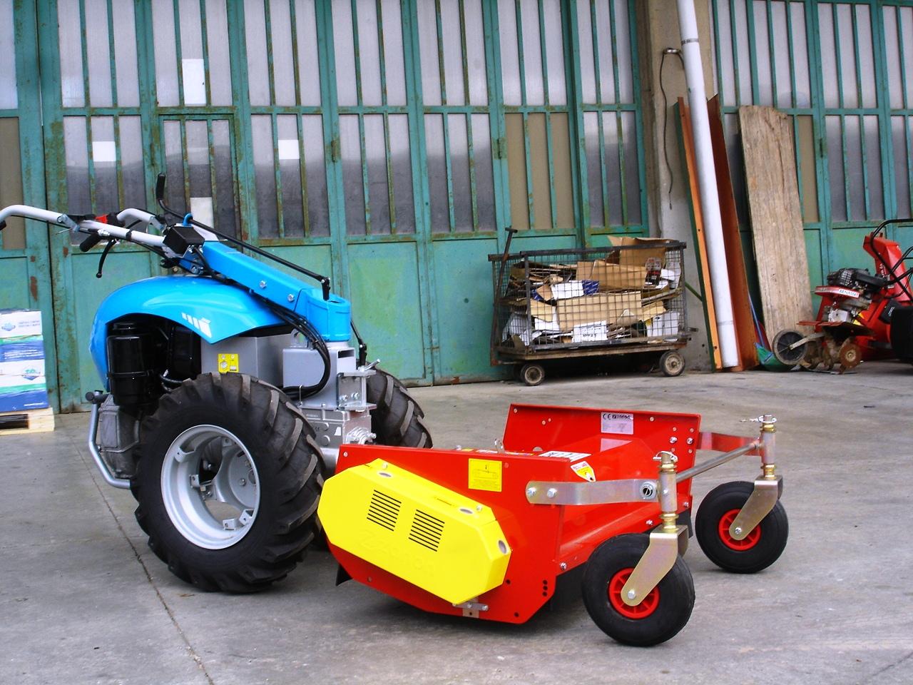 Motocoltivatore nuovo bertolini 316 con trincia zanon prezzo for Trincia x motocoltivatore