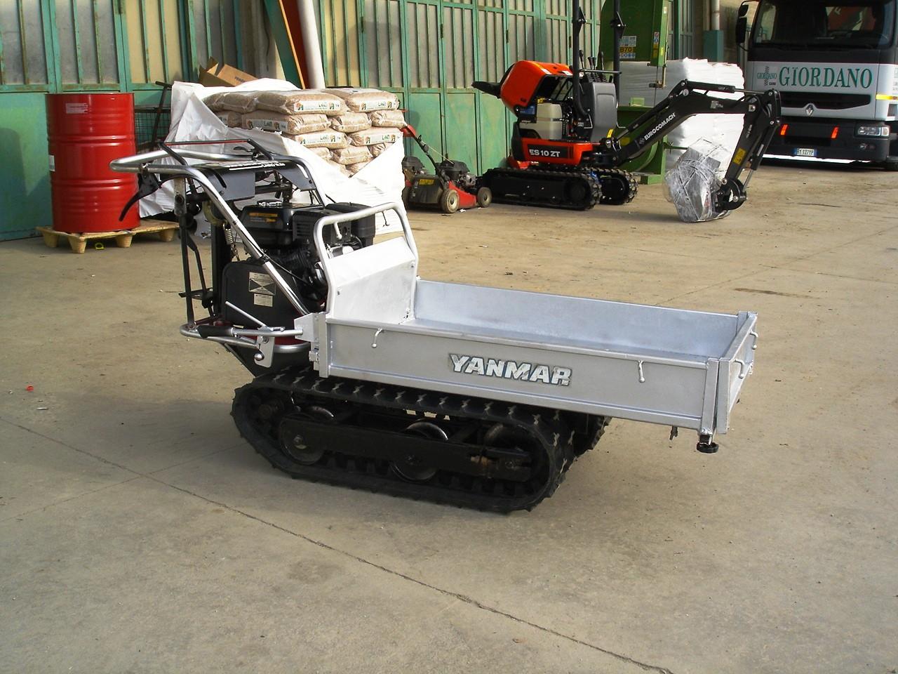 Prezzi motocarriole usate mulino elettrico per cereali for Prezzo bronzo al kg usato