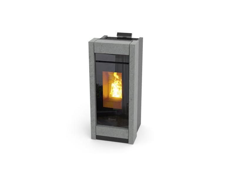 Stufa a legna lincar monella con forno installazione climatizzatore - Stufa a legna con forno prezzi ...