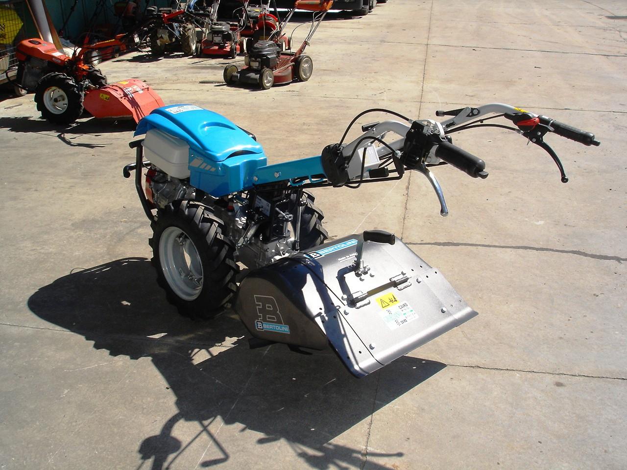 motocoltivatore nuovo bertolini 410 honda con fresa prezzo