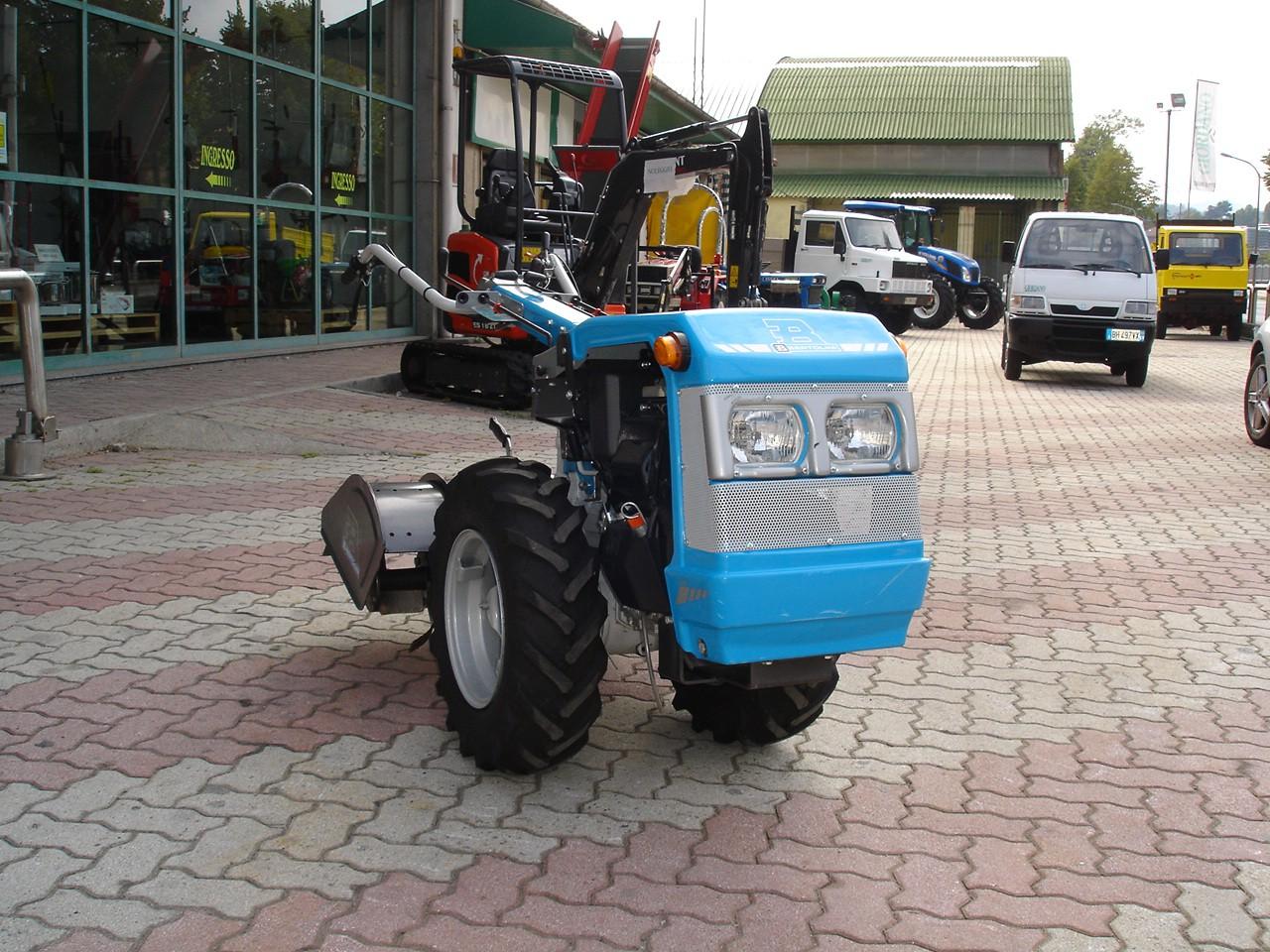 Motocoltivatore usato bertolini 318 professionale for Trincia bertolini