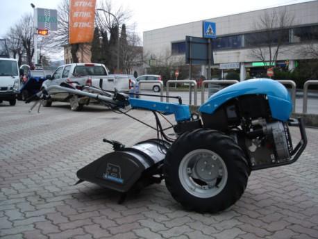 Motocoltivatore bertolini 417 avv a strappo diesel nuovo for Motocoltivatore carraro