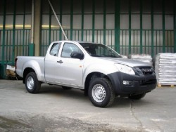 PICK UP ISUZU NEW D-MAX SPACE 2.5 TD  - NUOVO PRONTA CONSEGNA - VIDEO