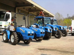 GAMMA NEW HOLLAND TRATTORI  - NUOVI - VIDEO