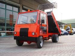 TRANSPORTER AGRICOLO USATO ERREPPI 4X4 - PREZZO