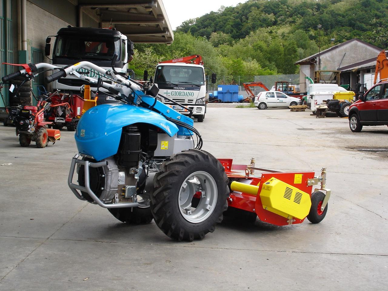 motocoltivatore bertolini 316 con trincia zanon prezzo