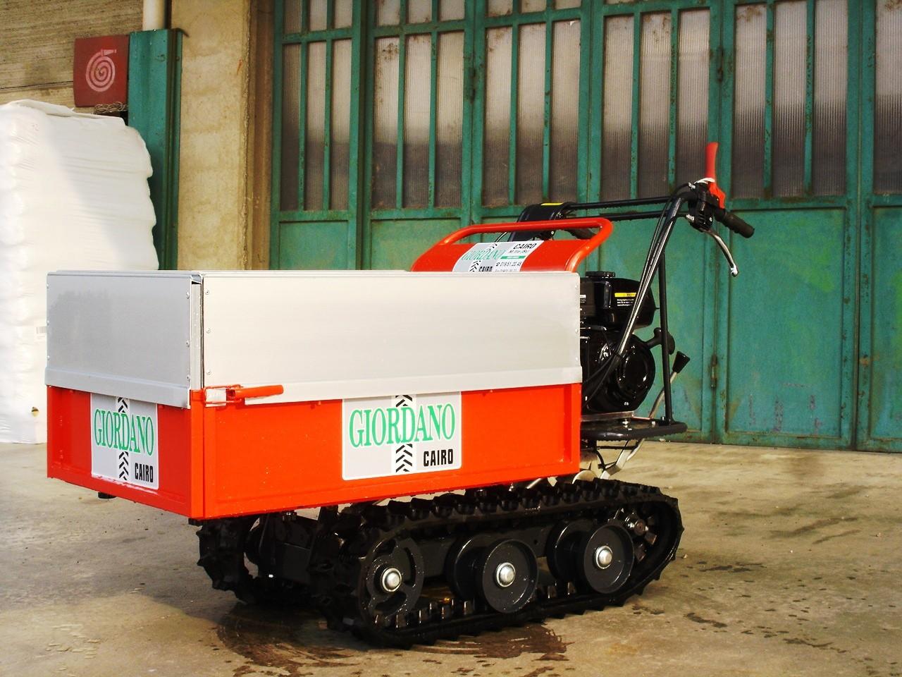 Motocarriola cingolata novita 39 gior 400 kg honda o for Prezzo alluminio usato al kg 2016