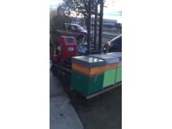 MOTOCARRIOLA CINGOLATA GIOR 1000 CON MULETTO IDRAULICO PER APICOLTURA - VIDEO