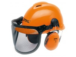 CASCO SET STIHL STANDARD