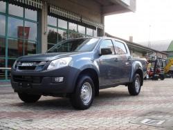 AUTOCARRO PICK UP NUOVO ISUZU D MAX 2.5 CREW SATELLITE - PREZZO -