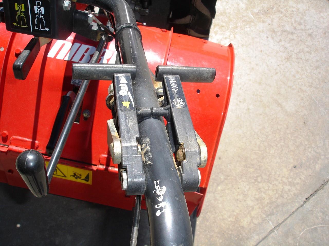 Motocoltivatore usato nibbi honda con fresa prezzo for Motocoltivatore con trincia usato