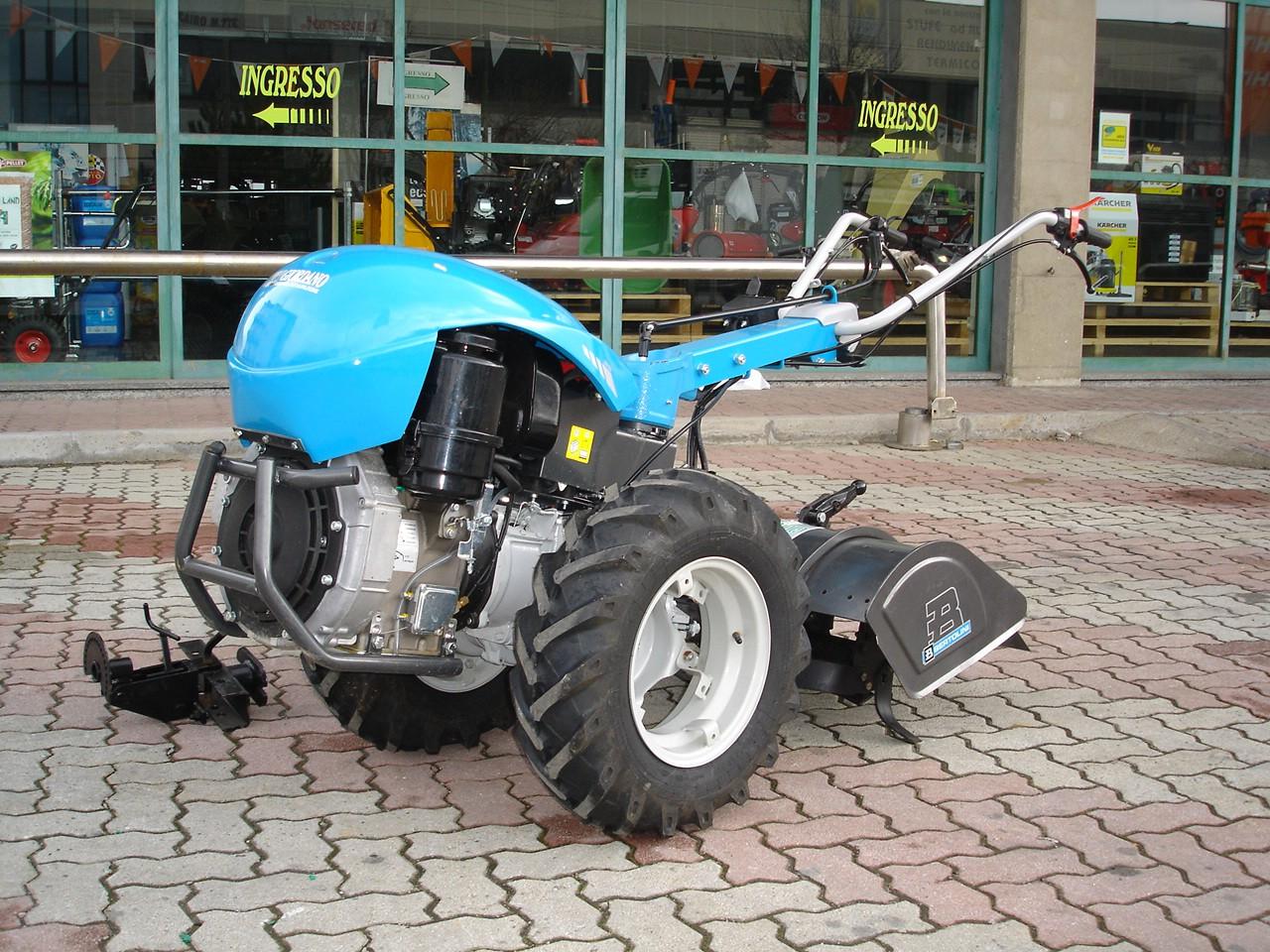 Motocoltivatore usato bertolini 316 diesel solo dimostrativo for Motocoltivatore usato lazio