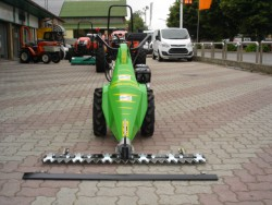MOTOFALCIATRICE CASORZO MODELLO 150 R  SUPERIOR  PROFESSIONALE NUOVA