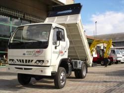 AUTOCARRO DURSO HORIZON 4WD INDUSTRIALE 4x4 patente B