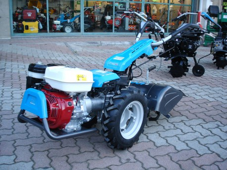 MOTOCOLTIVATORE BERTOLINI 407 S - NUOVO MODELLO - MOTORE HONDA GX270 BENZINA