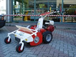 MOTOTRINCIA TEKNA 65  - SUPER PROFESSIONALE - MOTORE HONDA GX 390