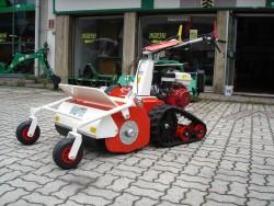 MOTOTRINCIA CINGOLATA TEKNA 65 - SUPER PROFESSIONALE - MOTORE HONDA GX